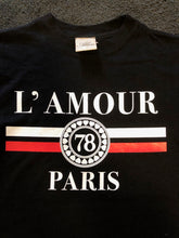 Load image into Gallery viewer, L'Amour '78 Paris T-Shirt