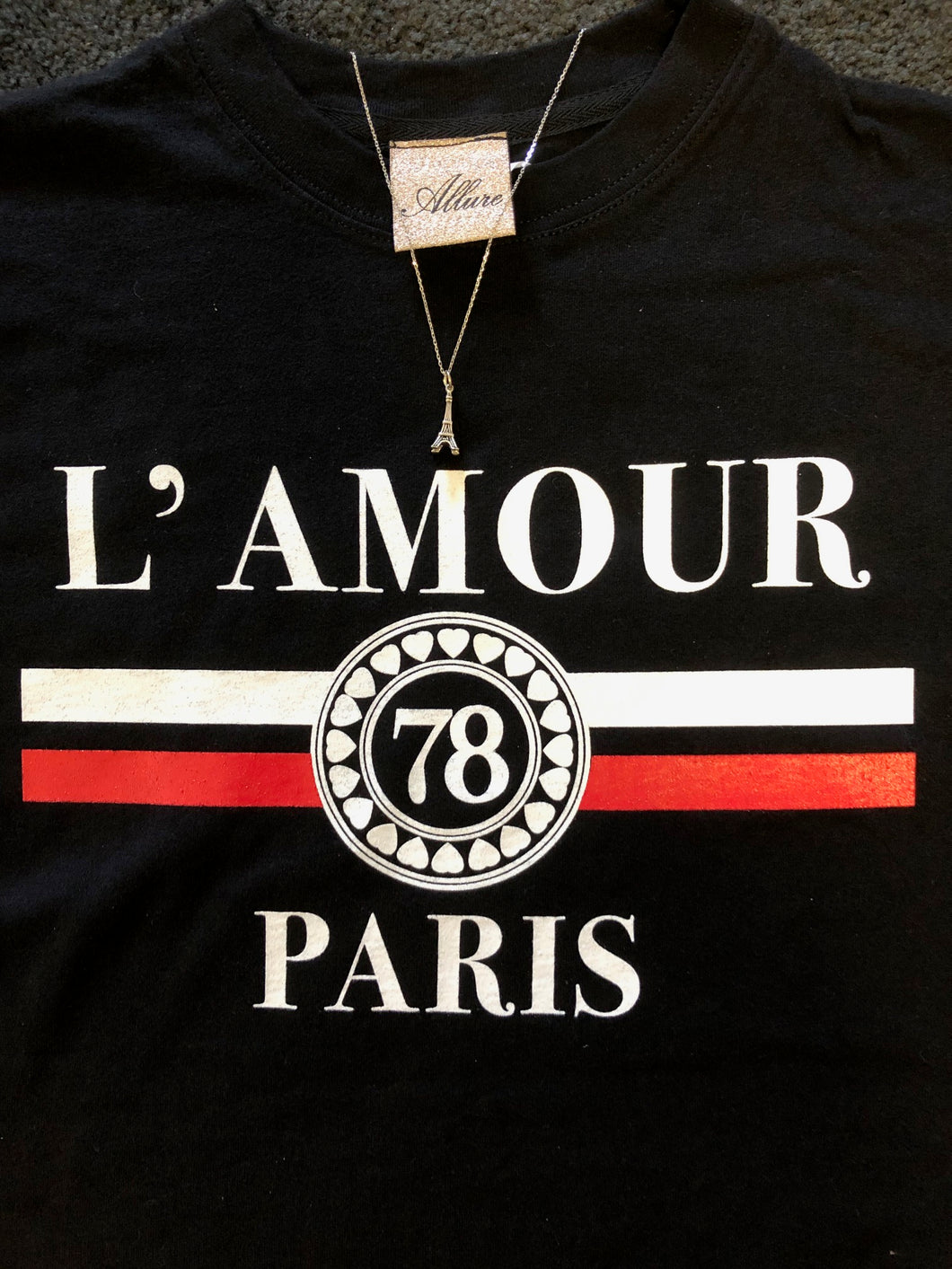 L'Amour '78 Paris T-Shirt