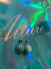 Load image into Gallery viewer, Blue Hawaiian Turquoise Earrings