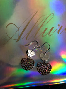 Love Droplet Earrings