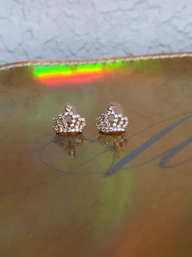 Duchess Crown Earrings