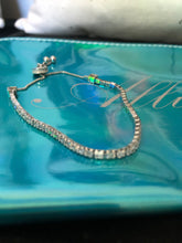 Load image into Gallery viewer, RHL Single Tennis Bracelet