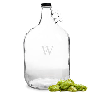 Personalized Craft Beer Gallon Growler