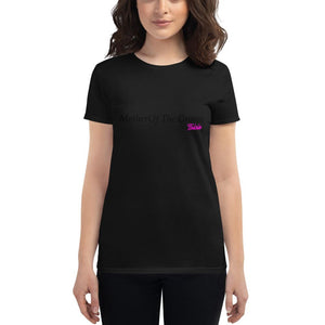 Signature Wedding Party Womens short sleeve t-shirt
