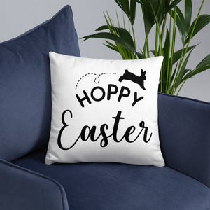 Hoppy Easter Basic Pillow