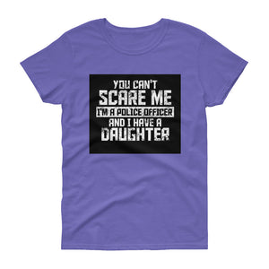 You Don't scare me Unisex short sleeve t-shirt