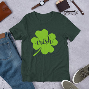 Irish Short-Sleeve Unisex T-Shirt