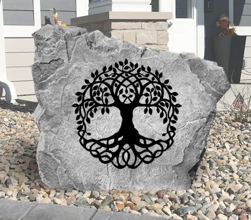 Tree Of Life Stone-Design A Stone