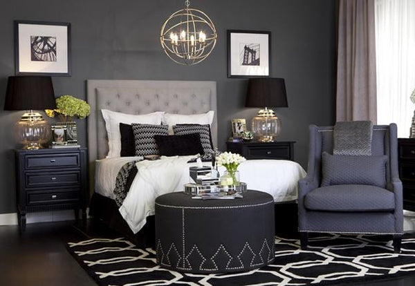 Add Accents to Your Bedroom Through Illumination
