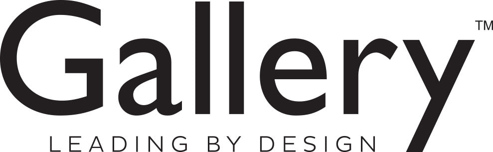 Gallery Leading by Design