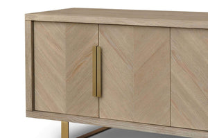 VALENCIA 4-DOOR SIDEBOARD