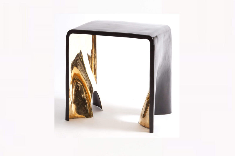 Eccotrading Design London, Bronze Small Side Table/Stool - House of Isabella UK