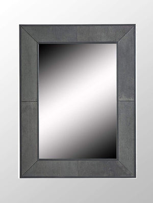 Linen Soft Grey Mirror