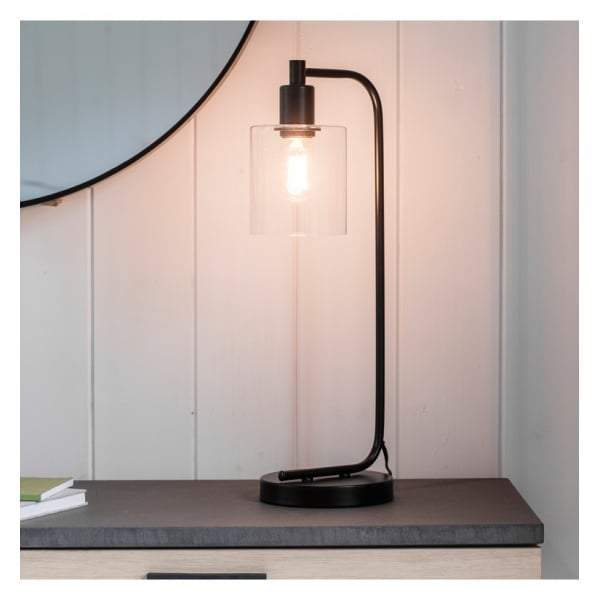 Gallery Direct, Chicago Table Lamp - House of Isabella UK