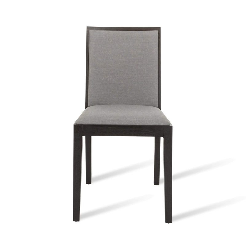 Twenty10 Designs, Lotus Dining Chair - Wenge / Grey - House of Isabella UK