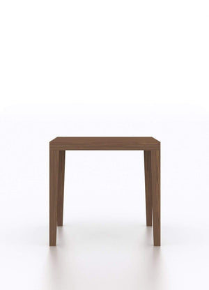 Peony Square Dining Table - Walnut