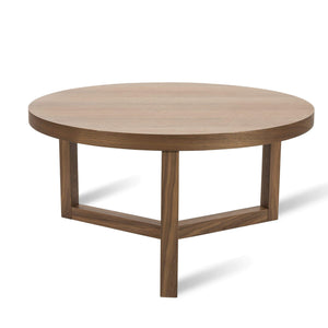 Iris Coffee Table - Walnut