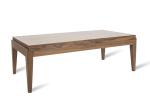 Peony Coffee Table - Walnut