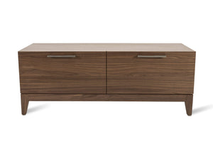 Peony TV Unit - Walnut