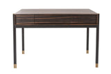Twenty10 Designs, Bali Dressing Table - Ebony / Greige - House of Isabella UK