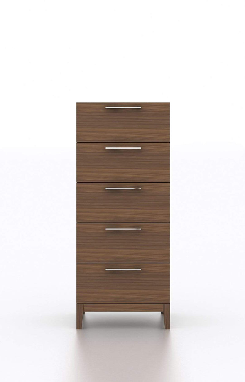 Twenty10 Designs, Calla Narrow Chest - Walnut - House of Isabella UK