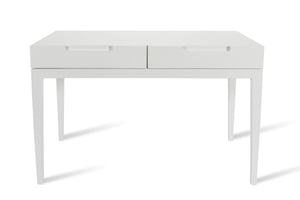 Orchid Dressing Table - White