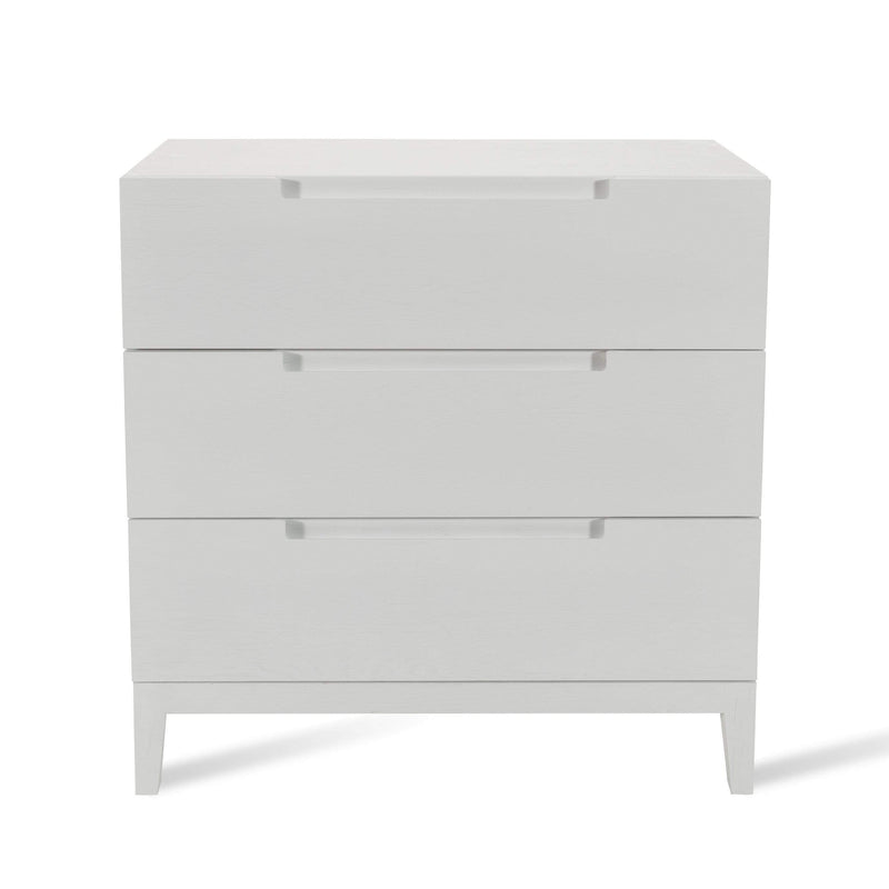 Twenty10 Designs, Orchis 3 Drawer Chest - White - House of Isabella UK