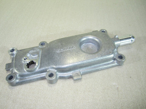 Scania Thermostat Housing Cover for a 4 Series P, G, R or T Scania