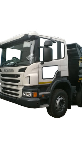 Scania Cycle Safety Vision Door