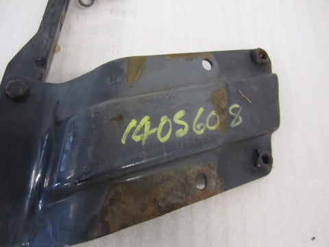 Used Scania Side Skirt Bracket for a P, R or T 4 Series Scania