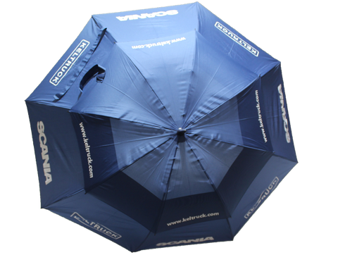 Keltruck Scania golf umbrella
