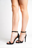 Strapped Stiletto Heels