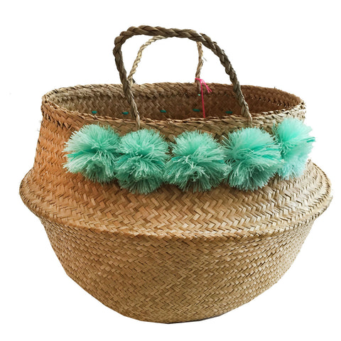Eliza Gran Basket : Emery : Large