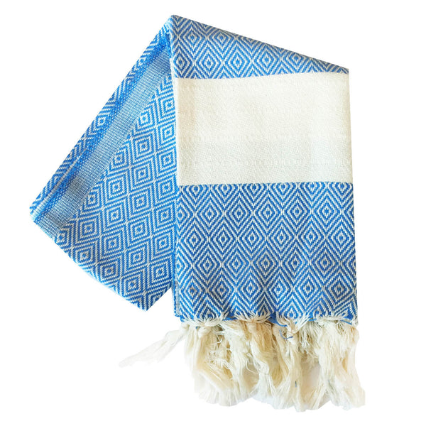 Bianca Turkish Towel : Sky Blue