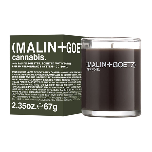 Malin + Goetz : Cannabis Votive