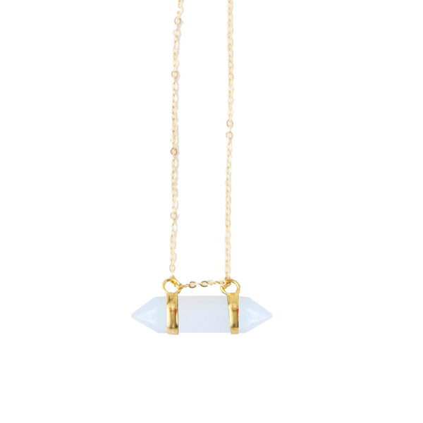 Marni Opal Crystal Necklace