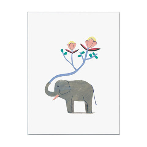 Le Petit Jungle : Elephant Print