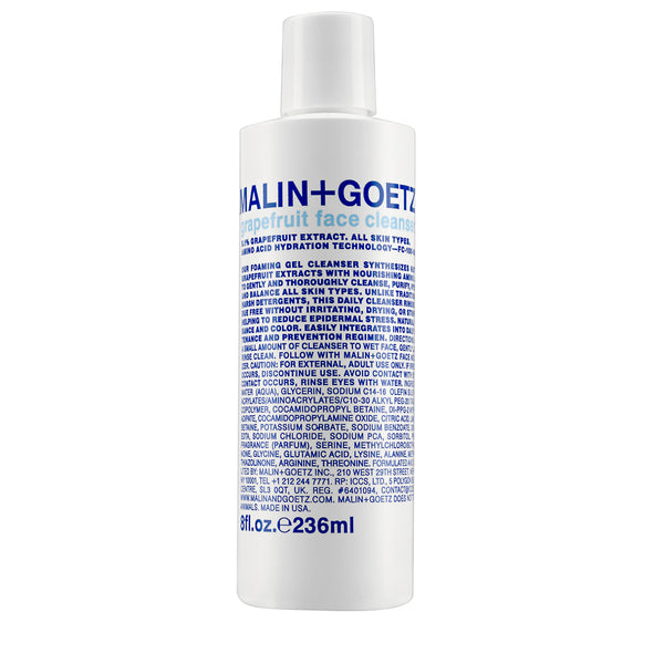 Malin + Goetz : Grapefruit Facial Clenser
