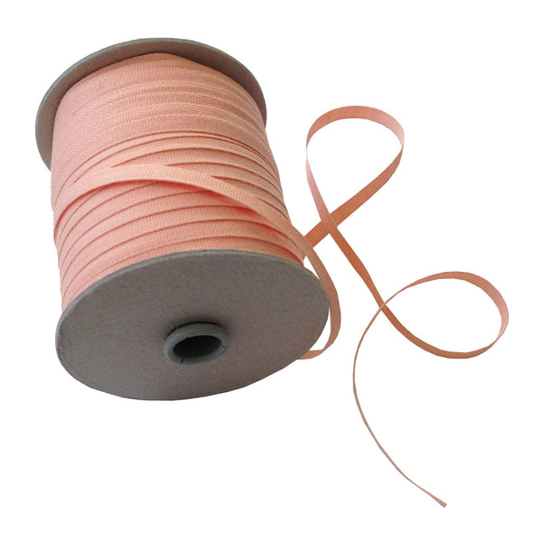 Italian Ribbon Spool : Peach