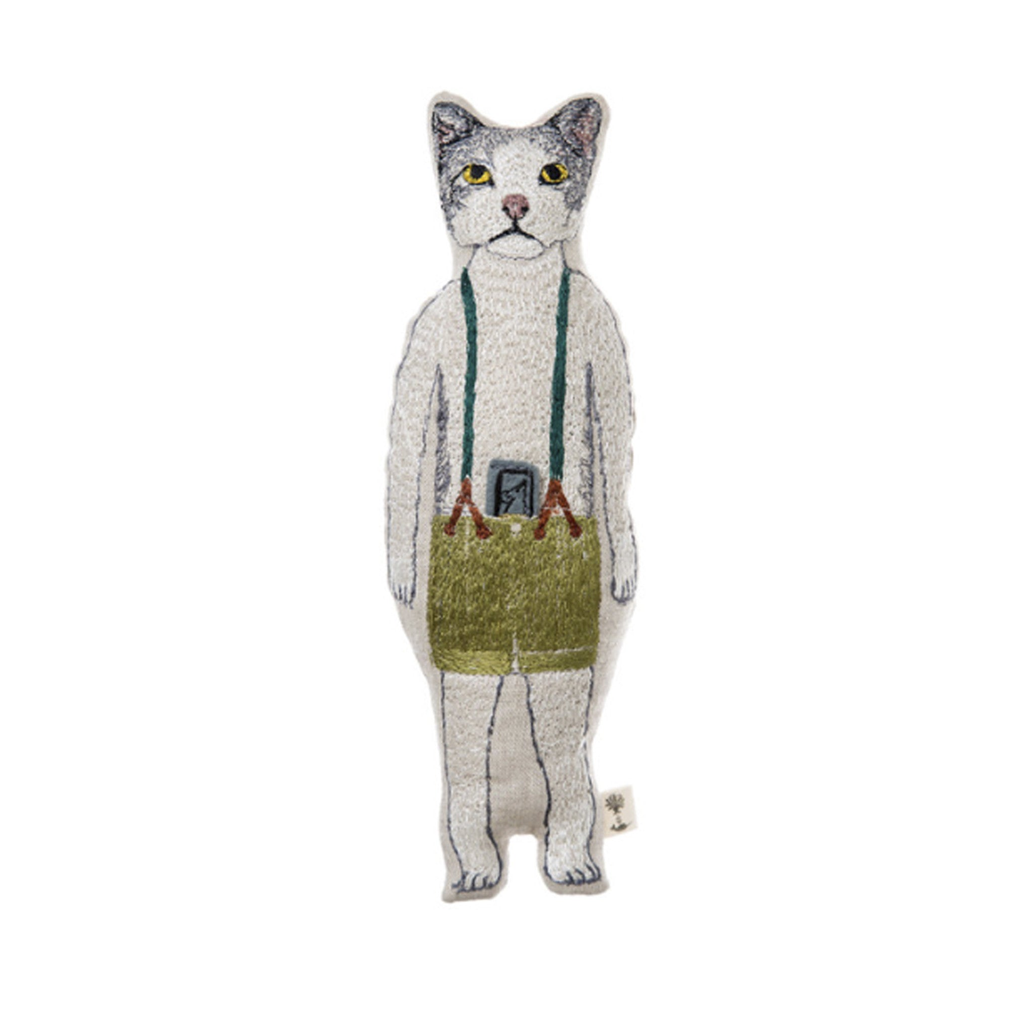 Coral and Tusk : Kitty Doll
