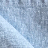 Stonewashed Linen Hand Towel : Light Blue