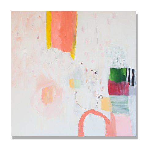 Lola Painting : Abstract No. 24