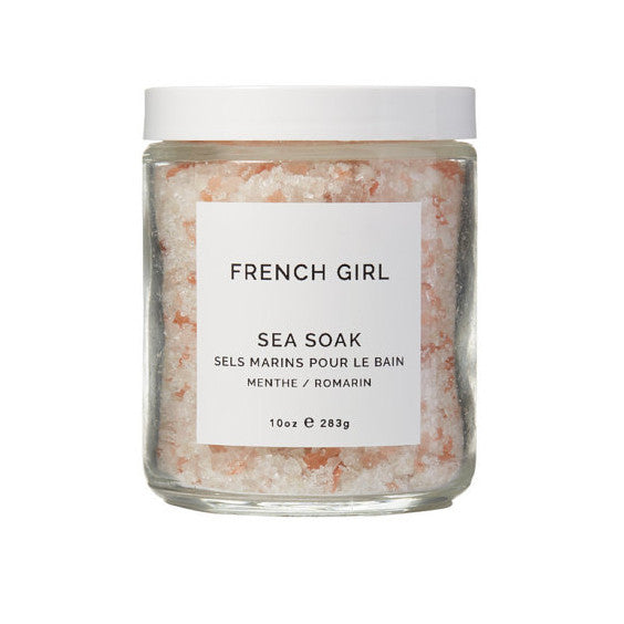 French Girl : Menthe Sea Soak