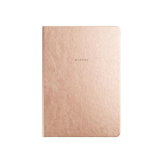 Moment Planner: Rose Gold