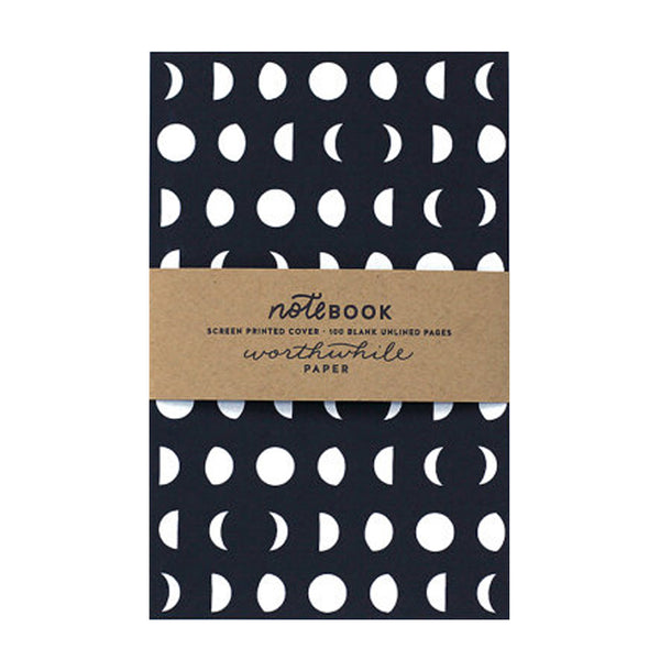 Worthwhile : Moon Notebook
