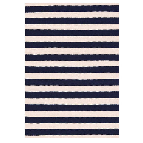 Trimaran Stripe : Navy : Various Sizes