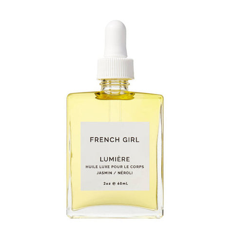 French Girl : Jasmin and Neroli Body Oil