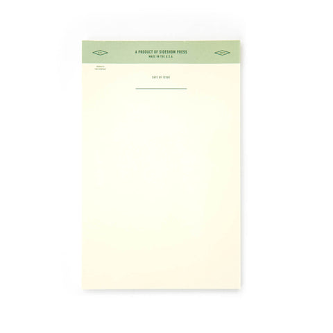 Notepad : Mint