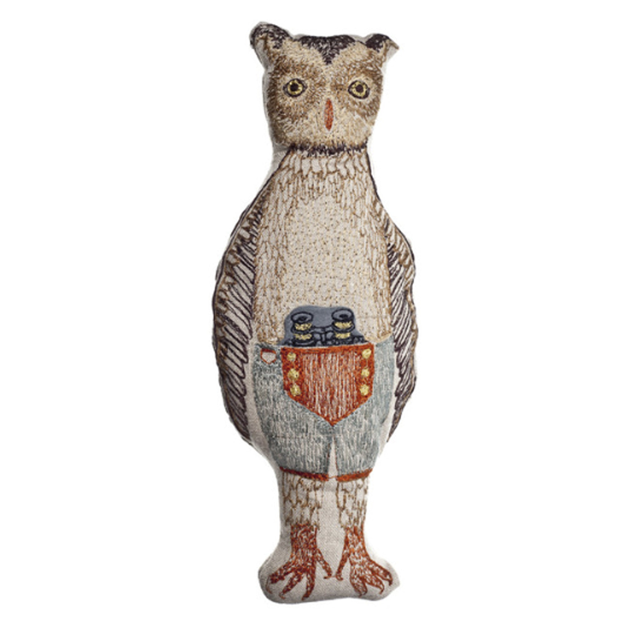 Coral and Tusk : Owl Doll