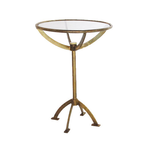 Parisian Brass Table